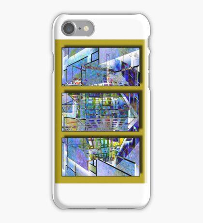 Geocity iPhone Case/Skin