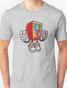 Computer peace Unisex T-Shirt