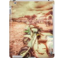 Exmouth Scooter Rally 2016 iPad Case/Skin