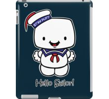 Hello Sailor! iPad Case/Skin