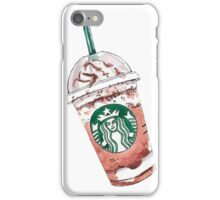 Starbucks coffe love iPhone Case/Skin