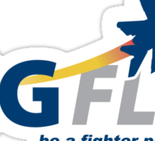 MiGFlug - Be a Fighter Pilot for a Day Sticker
