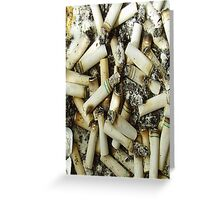 Menthol Greeting Card
