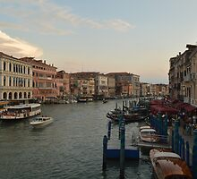 Venice Evening by HelloBox23