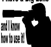Big Lens by Orcatek