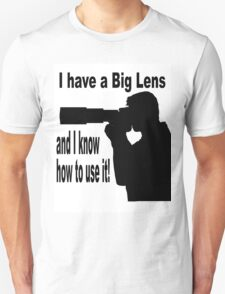 Big Lens T-Shirt