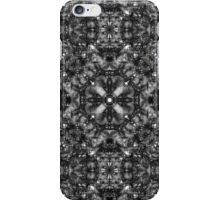 """Spirit of India: Dark Frozen Fleur"" iPhone Case/Skin"