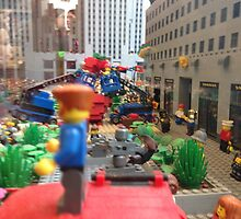 Lego in New York by Emily1996