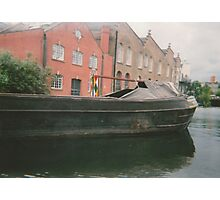 1945 canal Photographic Print