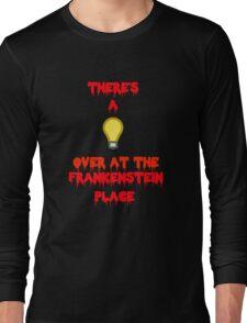 There's a Light (T-Shirt & Sticker) Long Sleeve T-Shirt