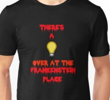 There's a Light (T-Shirt & Sticker) Unisex T-Shirt