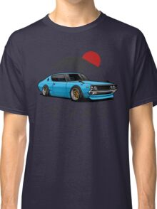 Nissan Skyline GTR Kenmeri (blue) Classic T-Shirt