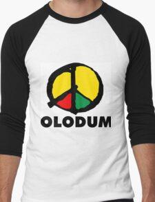 Olodum Men's Baseball ¾ T-Shirt