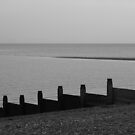 Whitstable in the Rain 2 by Tracy Duckett