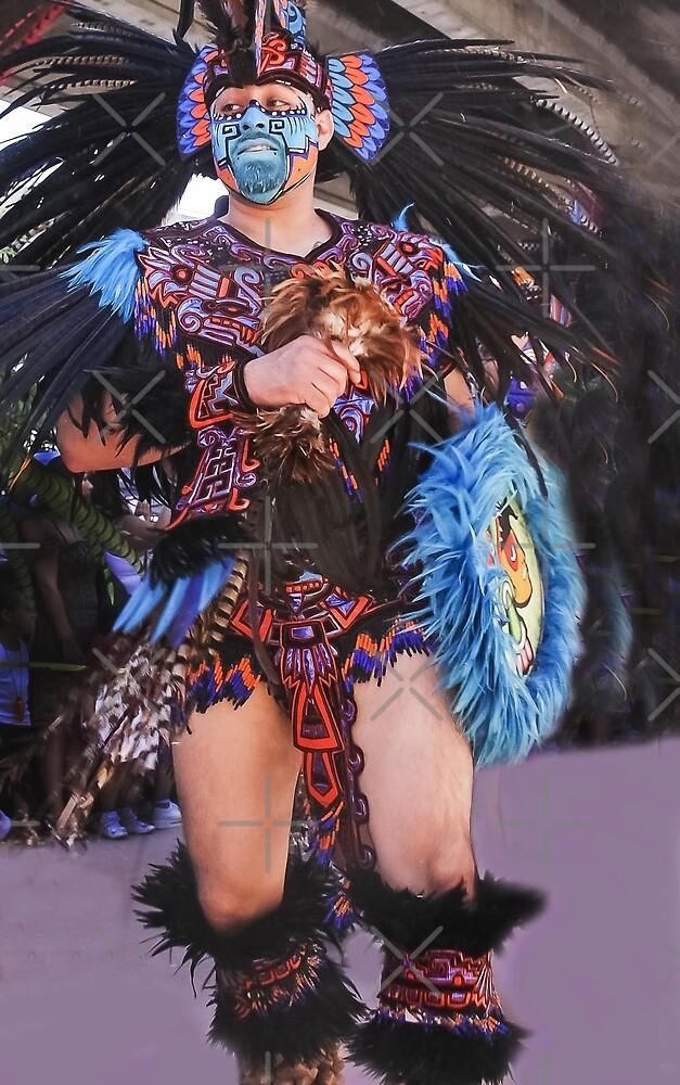 Aztec Dancer by Heather Friedman