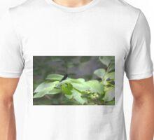 Blue Winged Leaf Dance Unisex T-Shirt