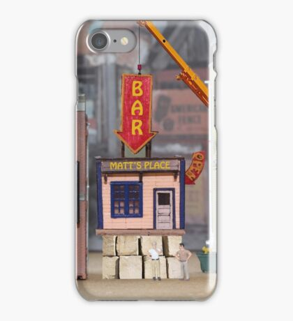 I know you have great expectations Matt, but I really think you've set the bar too high! iPhone Case/Skin