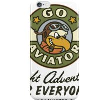 GoAviator - Flight Adventures for Everyone (Wings) iPhone Case/Skin