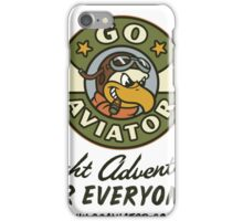 GoAviator - Flight Adventures for Everyone (Wings) iPhone Case/Skin