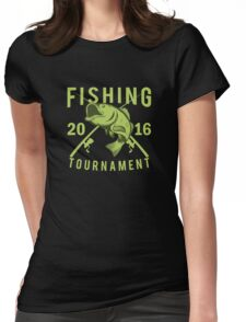 Fisher Tournament 2016 Womens Fitted T-Shirt