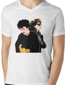 Sing Street Mens V-Neck T-Shirt