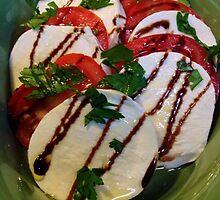 Caprese Salad by JMortenson