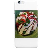 Caprese Salad iPhone Case/Skin