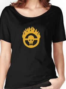 Mad Max - Fury Road Skull Women's Relaxed Fit T-Shirt