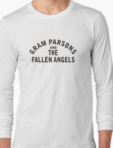 Gram Parsons - Fallen Angels Long Sleeve T-Shirt