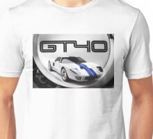 GT40 FORD Concept Unisex T-Shirt