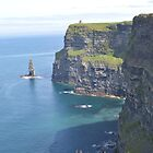 Cliffs of Moher by HelloBox23