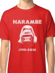 HARAMBE 1999 - 2016 Classic T-Shirt