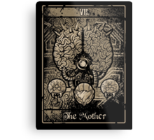 The Mother Metal Print