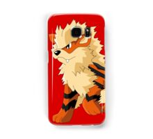 Pokemon Go Arcanine (T-Shirts, Phone cases and more) Samsung Galaxy Case/Skin