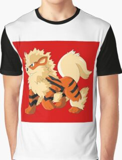 Pokemon Go Arcanine (T-Shirts, Phone cases and more) Graphic T-Shirt