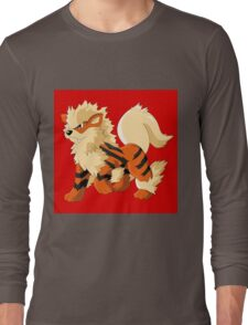 Pokemon Go Arcanine (T-Shirts, Phone cases and more) Long Sleeve T-Shirt