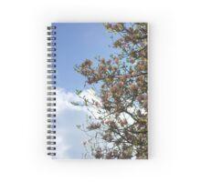 Flower Tree Spiral Notebook