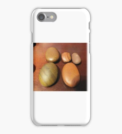 River Rocks 7, Pendant sized iPhone Case/Skin