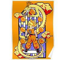 Legend of the Dragonballs Poster