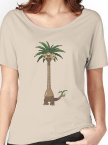 Alola Exeggutor T Shirt Women's Relaxed Fit T-Shirt