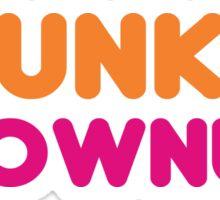 Drunken Grownups Sticker