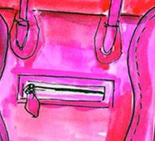 Pink  Bang  Sticker