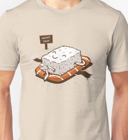 NUDIST FOOD Unisex T-Shirt