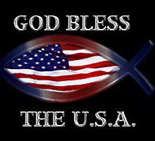 *★.• ╬ ╬ GOD BLESS THE U.S.A. PICTURE/CARD- CREATED BY RAPTURE777 *★.• ╬ ╬  by ✿✿ Bonita ✿✿ ђєℓℓσ