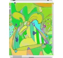 another green world iPad Case/Skin