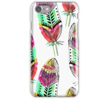 Hippie Feathers iPhone Case/Skin