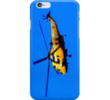 SEAKING RESCUE iPhone Case/Skin