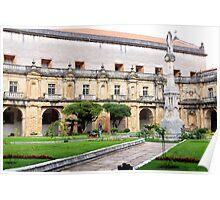 (New) Santa Clara Monastery Poster