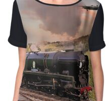 Battle of Britain Class Chiffon Top