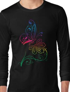 Butterfly 578 Long Sleeve T-Shirt